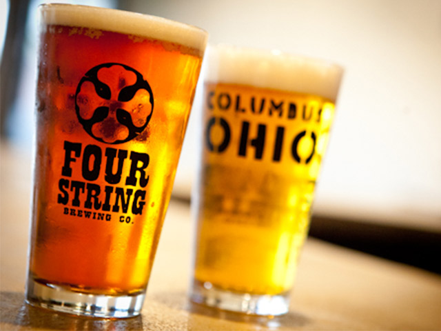 Firkin Friday September 14th - Four Strings Brewing