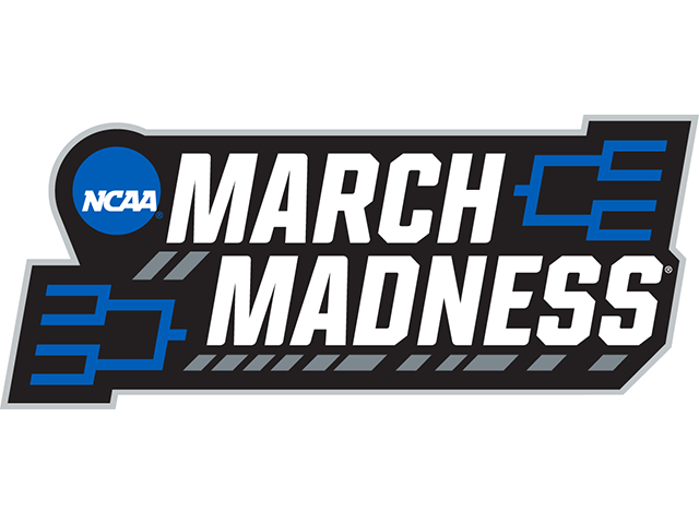 Thursday 3/15 – Sunday 3/18 March Madness!