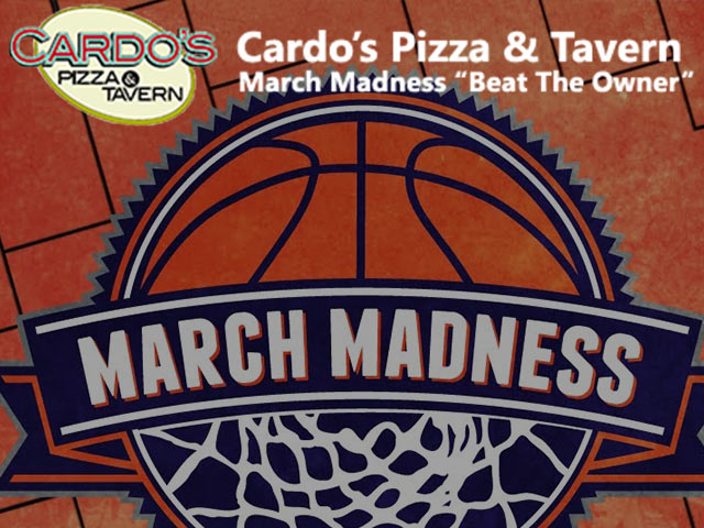 March Madness Bracket Buster